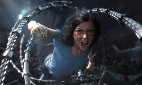 'Alita: Battle Angel': a muddled cyberpunk origin story