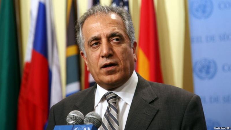 US envoy seeks Taliban deal before July vote