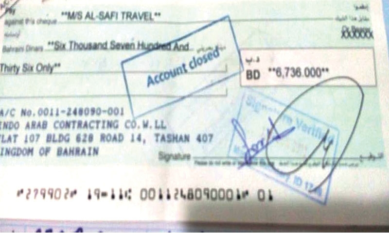 Expat 'frauds swindle nearly BD2m through fake firm'