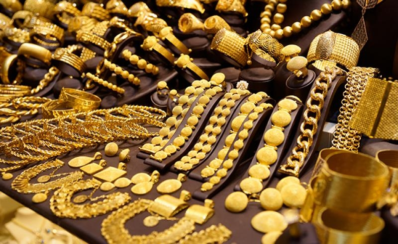 Gold prices soar due to unrest in the region