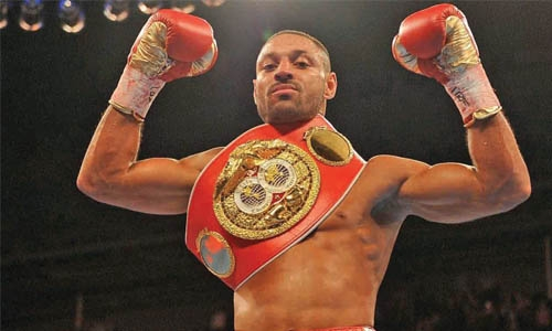 Kell Brook returns as  light-middleweight
