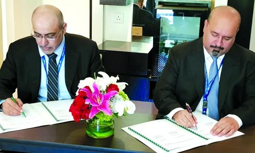 Bahrain, Saudi Fund ink two $25m financing deal