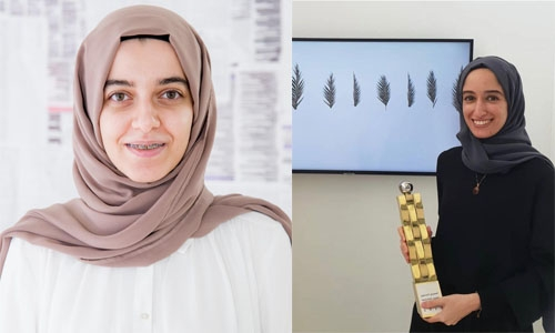 Two Bahrain University graduates win at Bahrain Fine Arts Exhibition