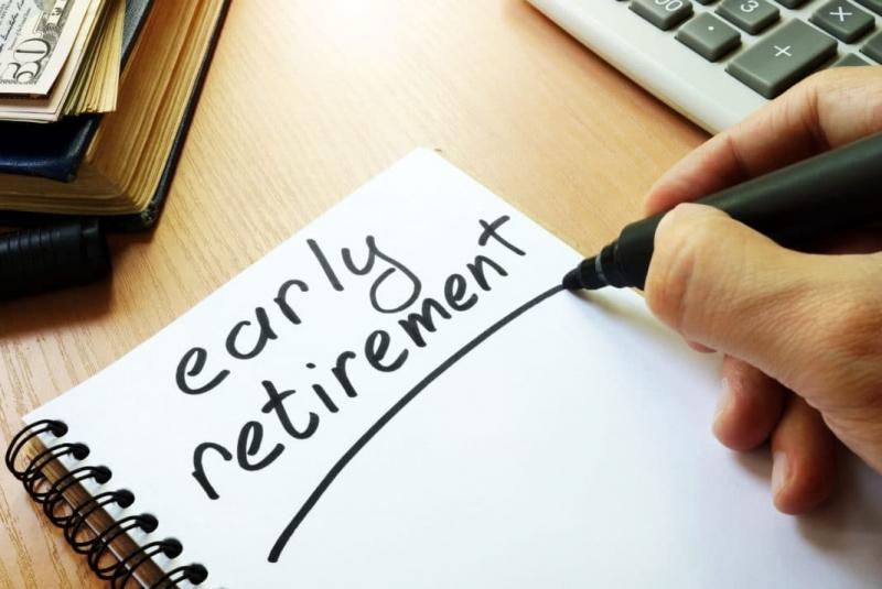 Early retirement registration commences