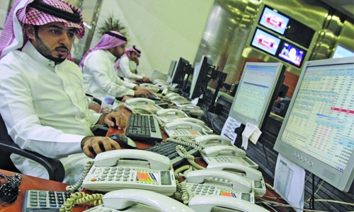 Gulf stock markets end mixed