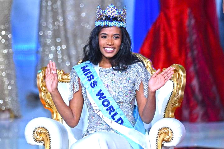 Jamaican wins 2019 Miss World; Indian second runner-up