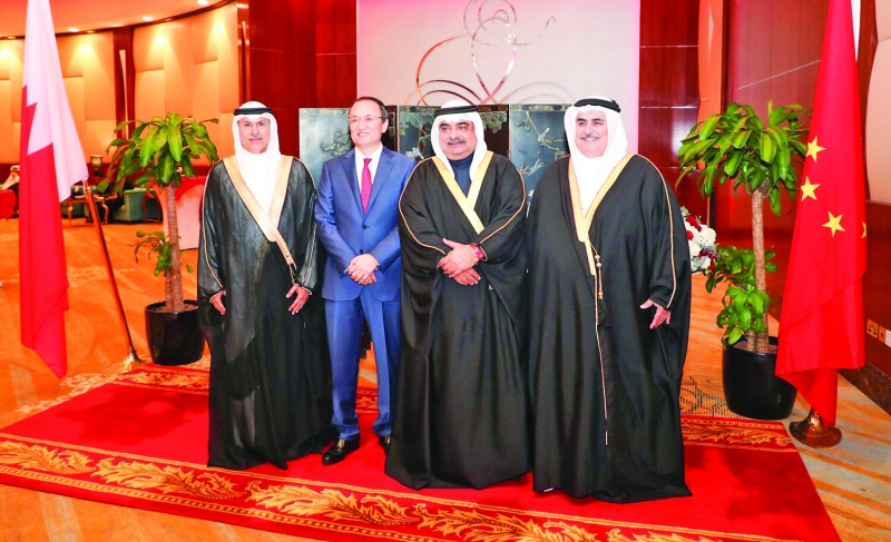 Bahrain celebrates 30 years of diplomatic ties with China