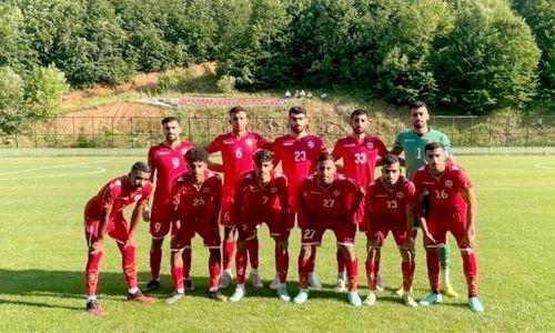 Bahrain under-23s crush Turkish club in friendly