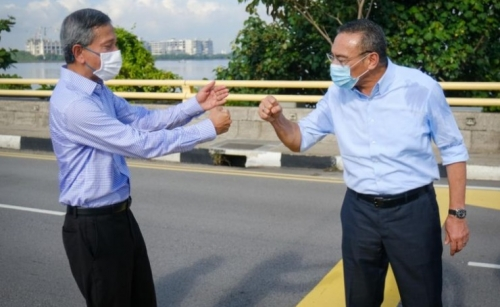 Malaysia, Singapore agree on gradual re-opening of causeway