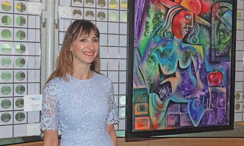 'Women in Art for Peace'