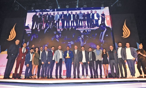 Nissan most decorated brand at Dubai Lynx