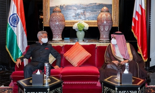 Bahrain keen to enhance cooperation with India