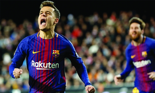 Barca reach King's Cup final