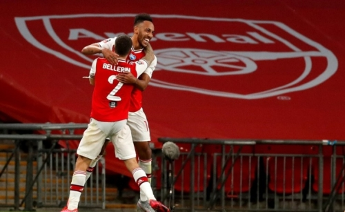 Arsenal upset holders Manchester City to reach FA Cup final