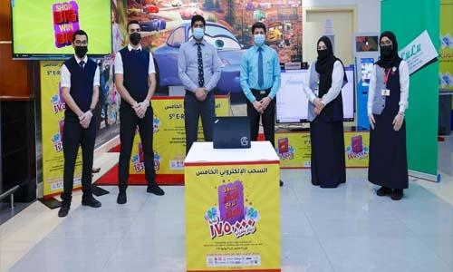 Lulu Hypermarket Bahrain announces fifth 'Shop Big, Win Big' raffle winners