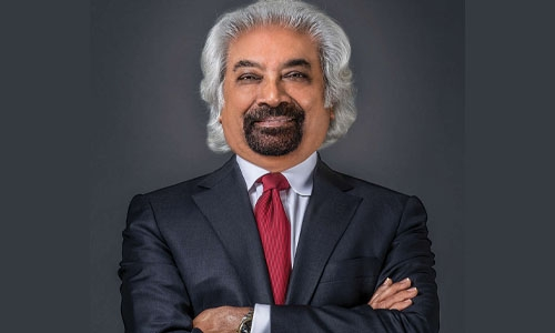 Webinar Redesign the World: A global call to action by Sam Pitroda