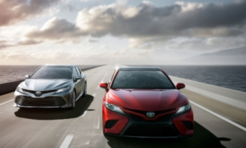 Yaris, Camry crowned ME cars of the year