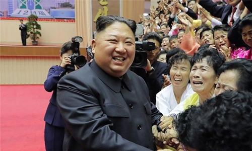 North Korea demands security guarantees for nuclear talks