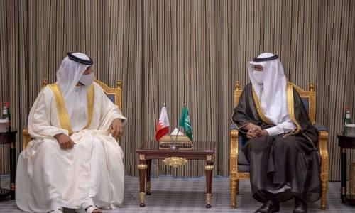 Bahrain strengthening energy partnership with Saudi Arabia says HH Shaikh Nasser