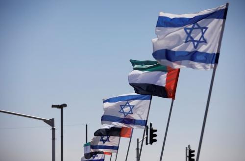 UAE ends Israel boycott