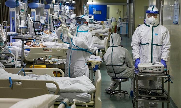 UAE reports 45 new coronavirus cases
