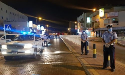 Adhere strictly to COVID-19 measures: Bahrain police tell citizens and residents