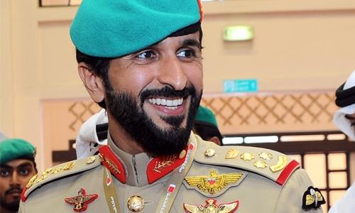 Shaikh Nasser praises royal patronage for BIDEC