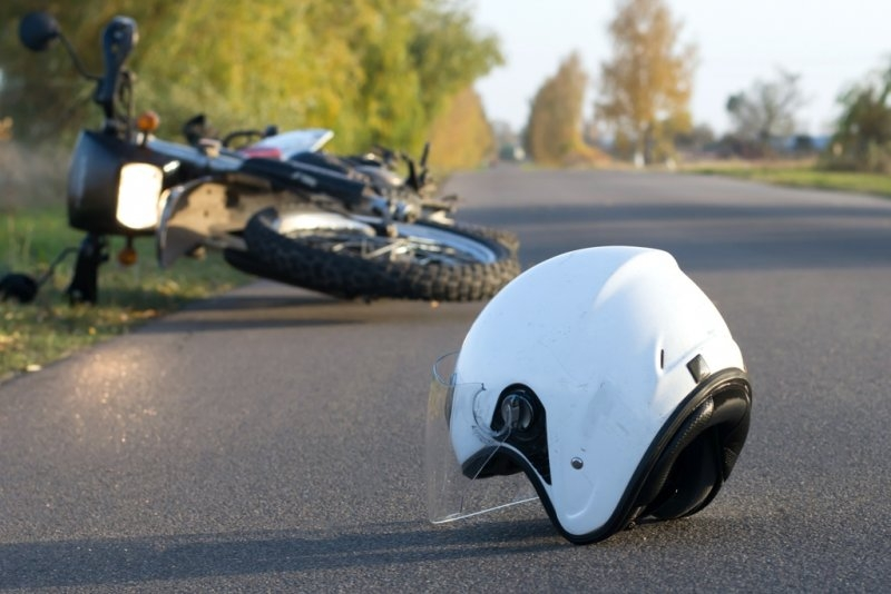 Asian killed in motorbike accident