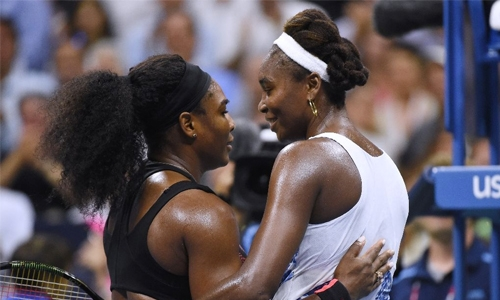 Serena into Australian Open final against Venus