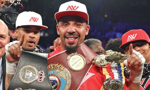 Andre Ward quits boxing