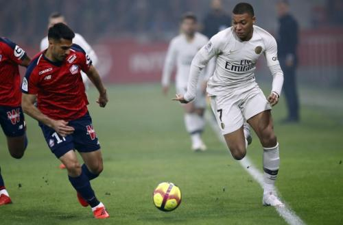 PSG title party delayed again