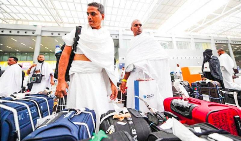 Plan to improve Hajj luggage services launched