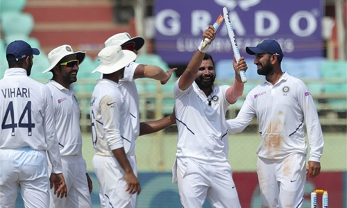 India crush Proteas in first Test