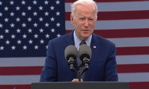 Biden proposes 15% corporate minimum tax, $1 trillion new infrastructure spending