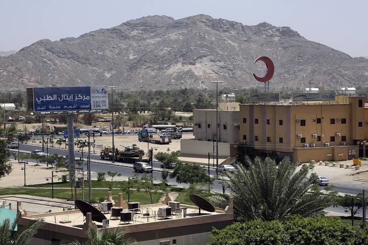 BREAKING NEWS: Houthis announce targeting Najran airport in KSA