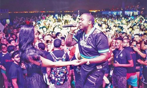 Sean Kingston concert a big hit in Bahrain