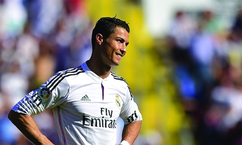 Ronaldo, Bale left out of Leganes trip