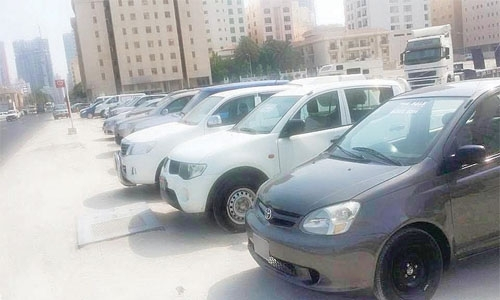 Auction centre to end illegal car trade