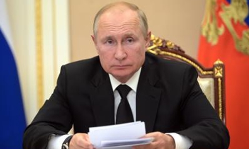Russia's Putin to self-isolate due to covid cases among inner circle