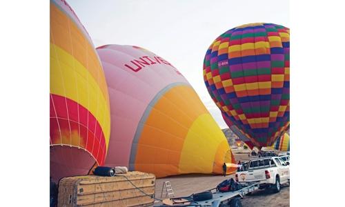 Tourist dies after Turkey balloon fall