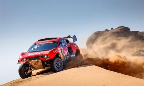Bahrain Raid Xtreme highlights its technical partners for Dakar Rally