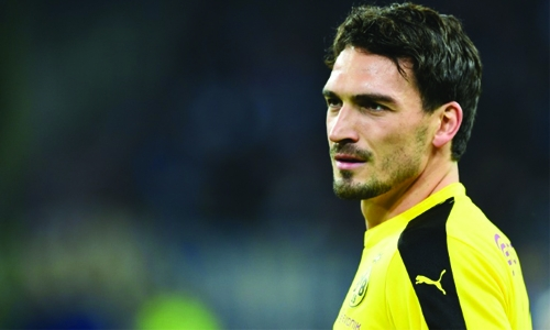 Injured Hummels out of Bayern clash with Real