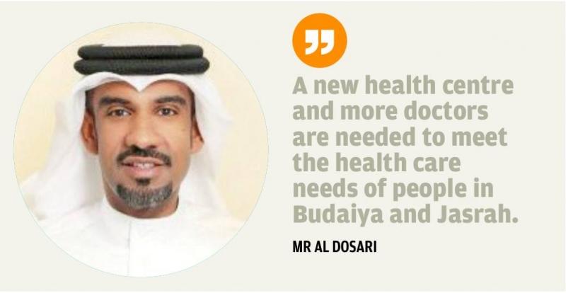 Lawmaker calls to appoint more govt doctors