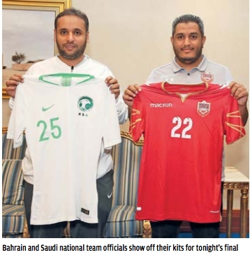 Bahrain has all eyes on maiden title