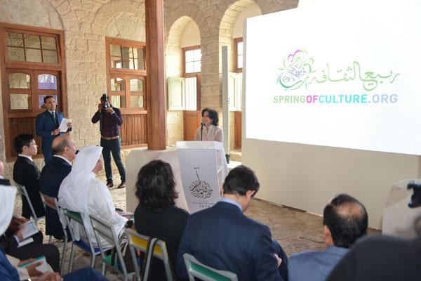 Spring of Culture Festival set