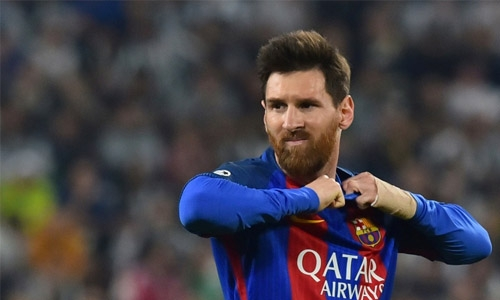 Messi is world's best paid player