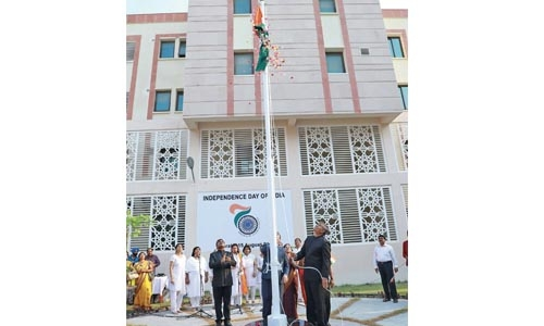 Independence day celebrated with great fervour in Bahrain