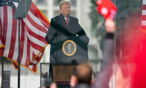 Congress certifies Biden next US president; Trump assures 'orderly transition' on Jan 20
