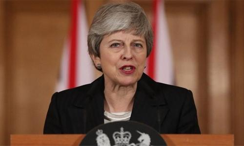 Parliament support 'not sufficient' for third Brexit vote: May