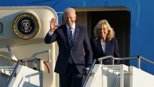 G7 summit: US's Biden to warn UK PM not to risk NI peace over Brexit